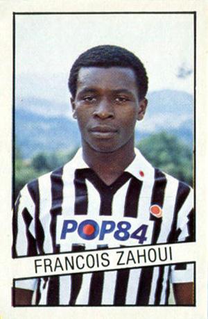 François Zahoui - Ecco il primo africano in Italia, al minimo dello stipendio